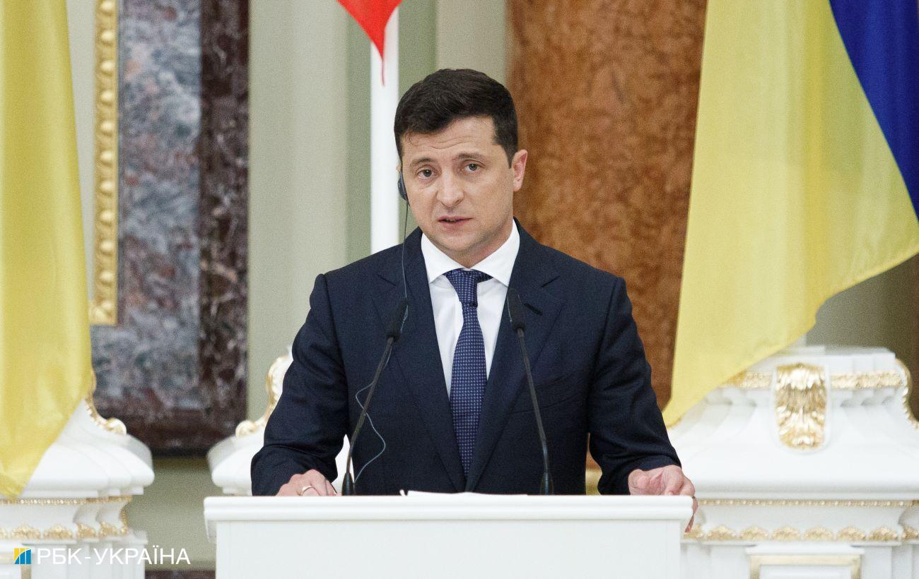 Зеленский анонсировал создание рынка соцуслуг после пожара в Харькове