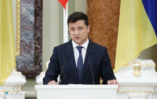 Зеленский ввел в действие решение СНБО о децентрализации власти