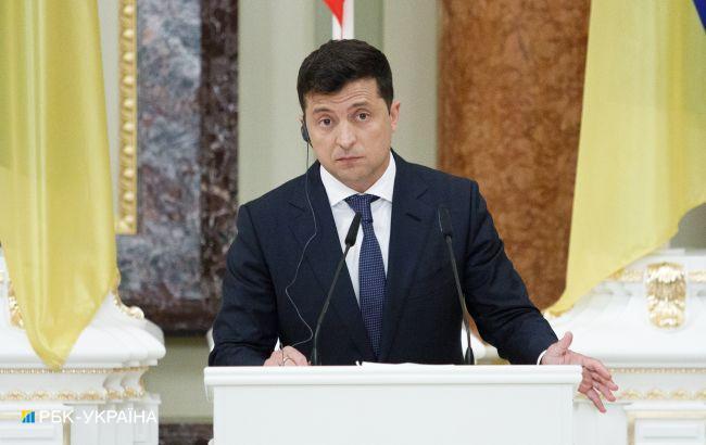 Зеленський візьме участь у засіданні фракції СН. Обговорять перестановки в Кабміні