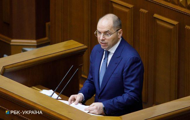 Україна може почати вакцинацію від СOVID-19 в лютому, - Степанов