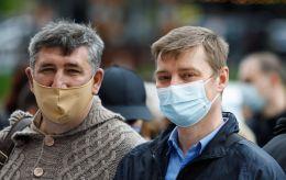 В Украине 876 новых случаев COVID-19