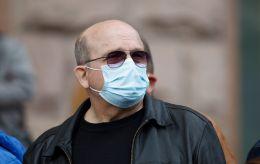 В Украине за сутки 3 620 больных коронавирусом, госпитализировали более двух тысяч