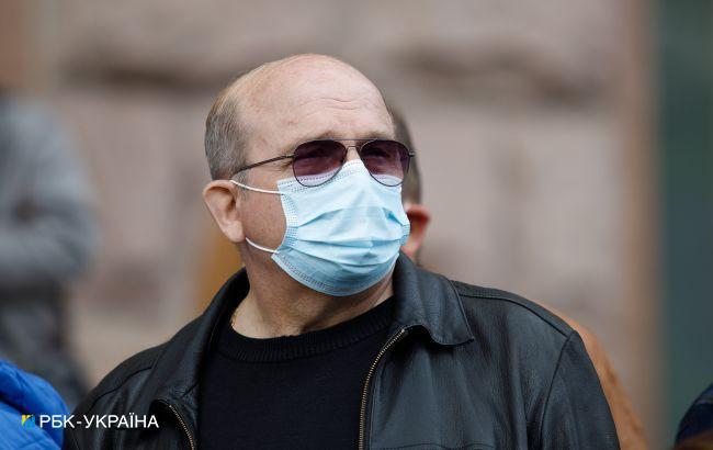 Інфекціоніст назвав терміни нового зростання захворюваності на COVID-19 в Україні