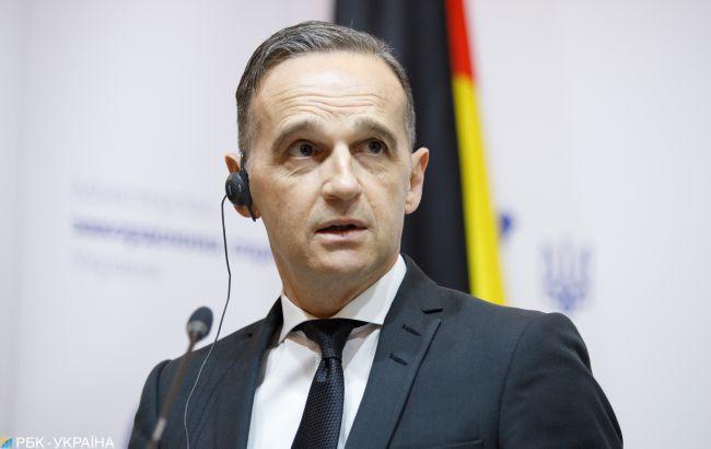 В ЕС договорились принимать решения о санкциях против Беларуси сообща, - Маас