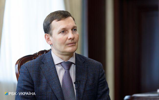 Євгеній Єнін: Структура МВС працює як працює, нових ініціатив президент не висував