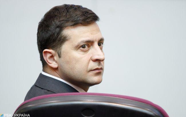 Зеленский из-за протестов в Новых Санжарах требует снять начальника полтавской СБУ