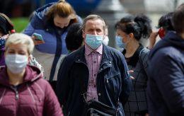 Третій день в Україні більше 1 тисячі нових випадків коронавірусу
