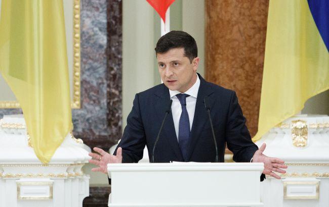 Зеленский о Карабахе: призываем к диалогу, но поддерживаем суверенитет Азербайджана