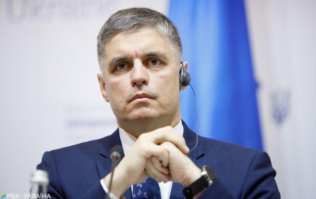 Пристайко в Сингапуре проведет совещание послов Украины в регионе
