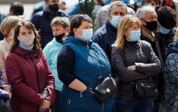 Ученые рассчитали пик четвертой волны COVID-19 в Украине