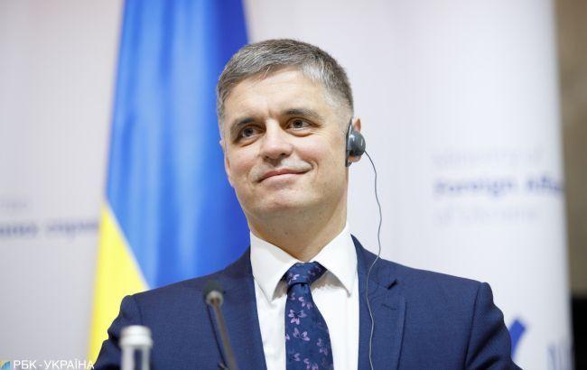 Україна буде вести переговори про компенсацію з Іраном від імені п