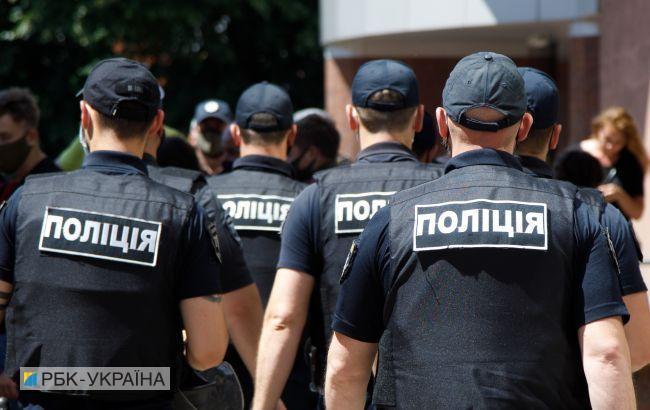 Массовая драка в центре Киева: 10 задержанных, трое пострадавших