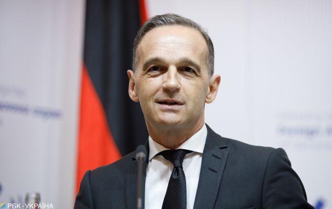 Голова МЗС Німеччини пішов на карантин