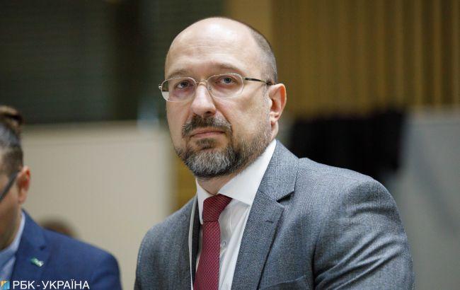 Шмыгаль просит Степанова организовать совещание с мэрами городов по поводу карантина