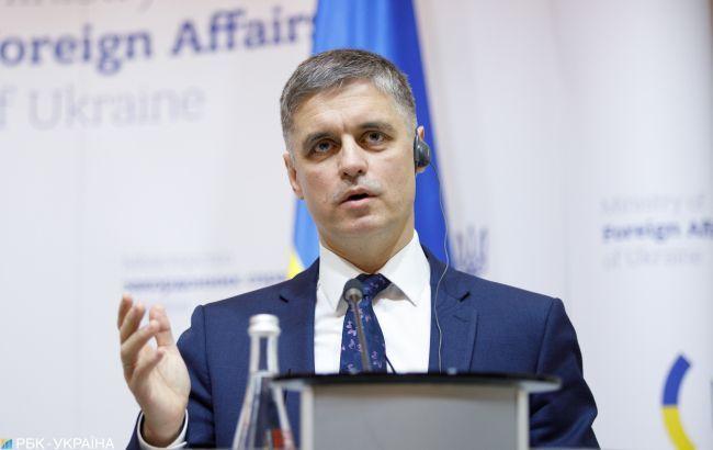 Пристайко заявил о разногласиях в позициях с главой Офиса президента