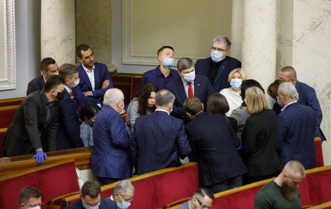 Рада сегодня рассмотрит назначение трех министров