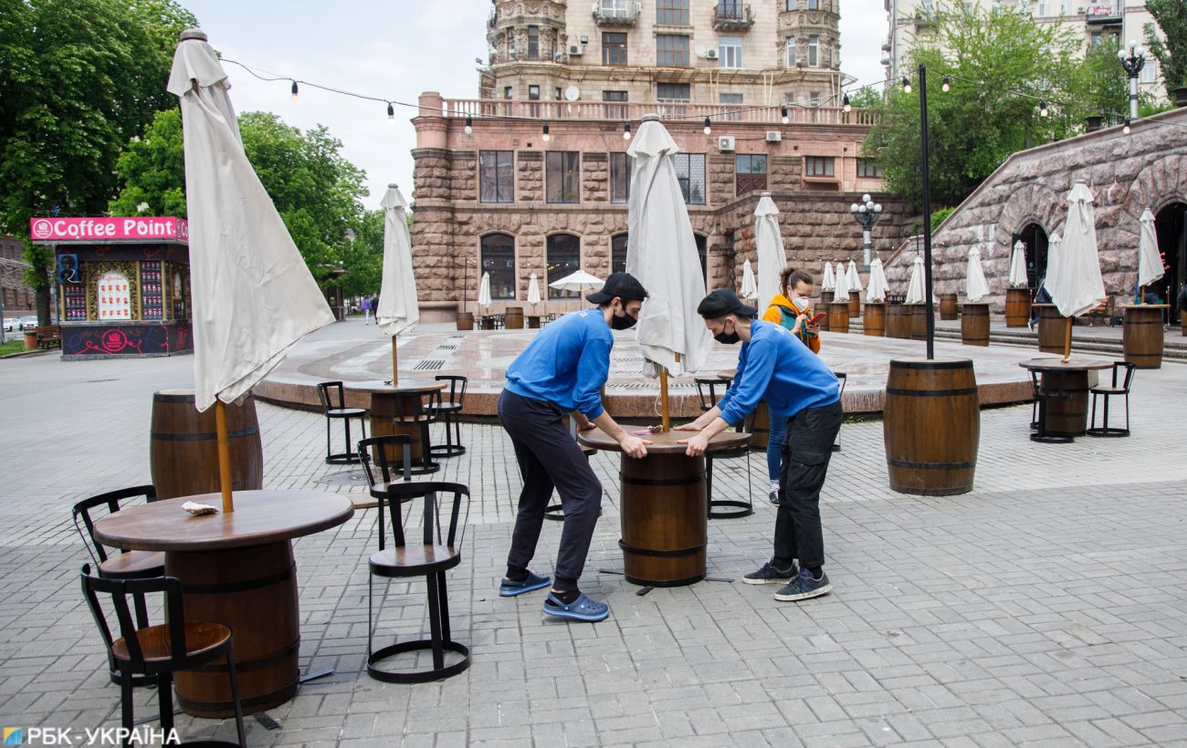 В Україні розпочався другий етап послаблення карантину: що працює вже зараз