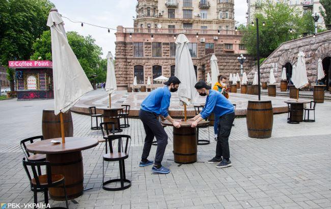 Збитки через локдаун: скільки втратять ресторани у Києві за три тижні