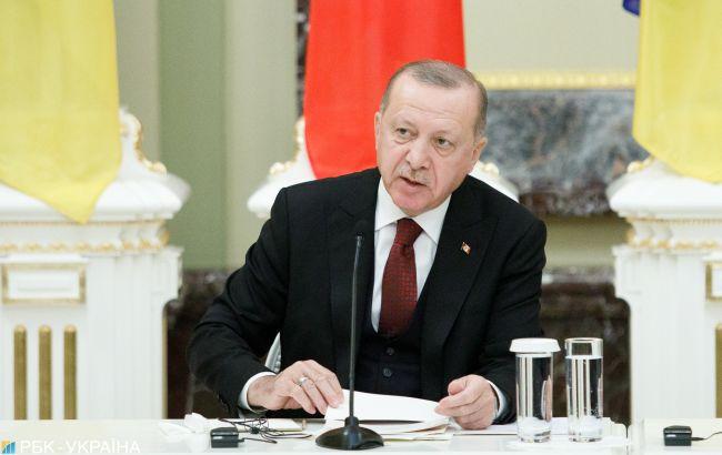 Ердоган про санкції США: атака на суверенітет Турції