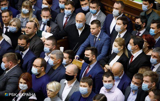 Рада відстрочила перехід на електронний парламент ще на рік