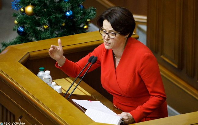 """""""Диктаторські закони"""" для бізнесу: Южаніна засудила законопроект №1210"""