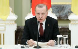 Турция хочет продолжать стратегическое партнерство с Украиной, - Эрдоган