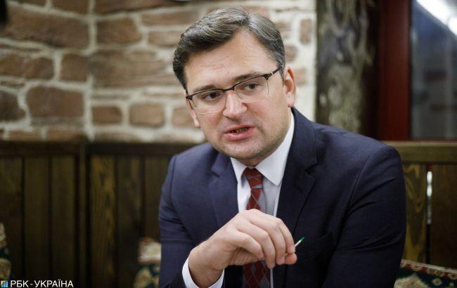 Кулеба: війна з Росією закінчиться тільки з поверненням Криму