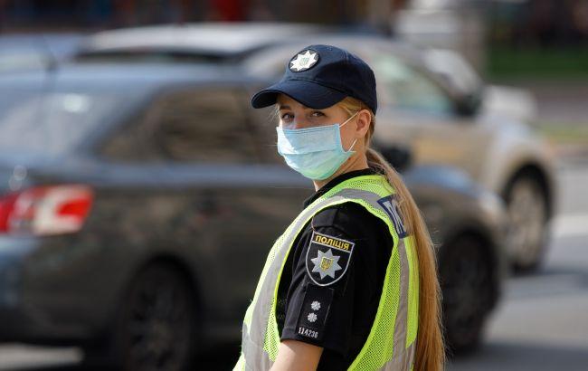 У Києві поліція застосувала сльозогінний газ під час затримання