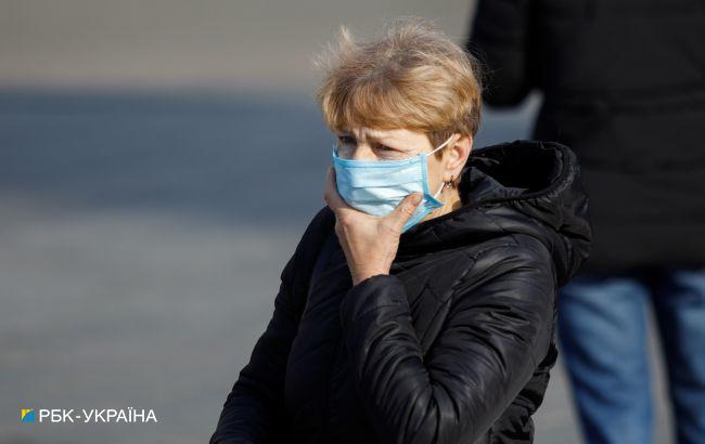 Темпи поширення коронавірусу в Україні йдуть на спад, - вчені НАН