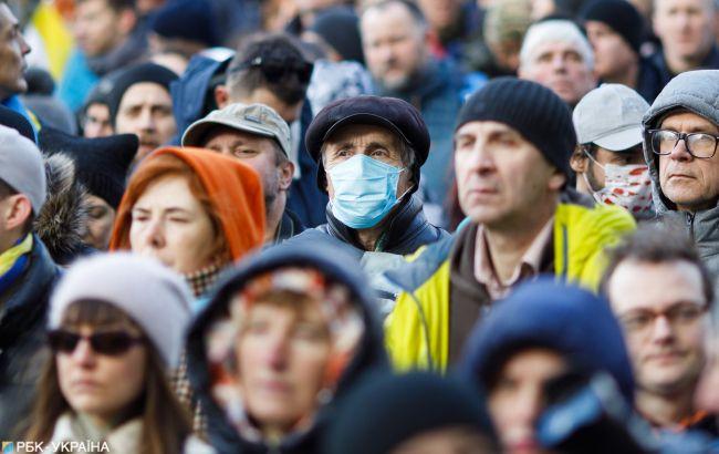 Коронавирус в Украине: количество зафиксированных случаев на 25 марта