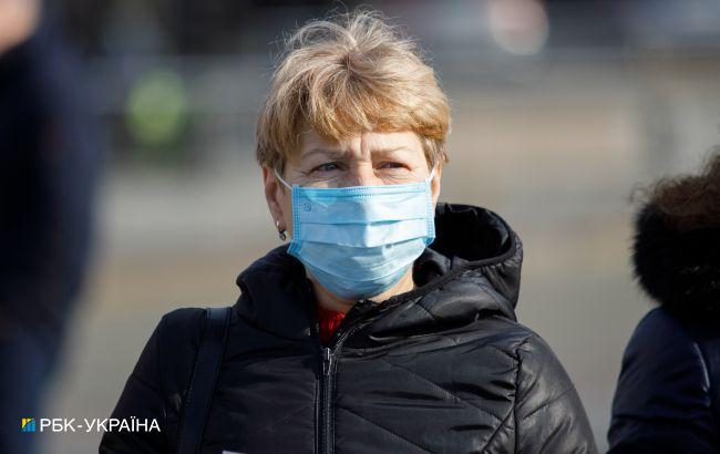 В Украине обнаружили 14 553 новых случая коронавируса