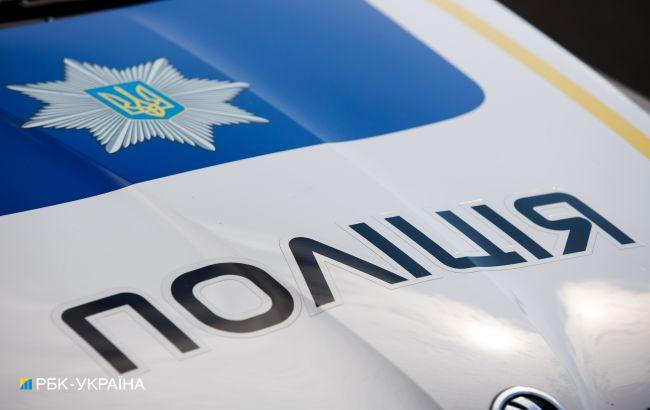 В Киеве вандал повалил ханукию на Контрактовой площади. Возбуждено дело