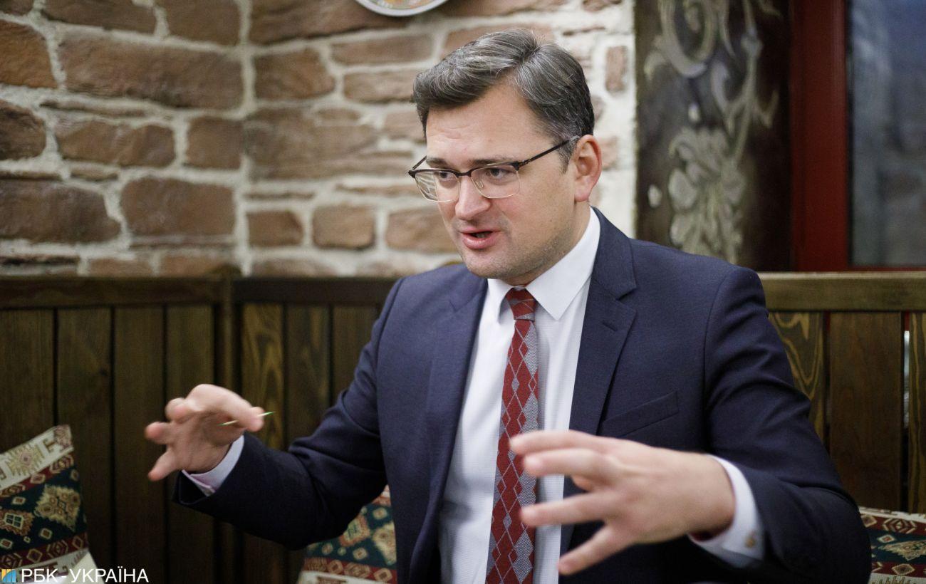 Кулеба об убийстве медика на Донбассе: есть признаки военного преступления