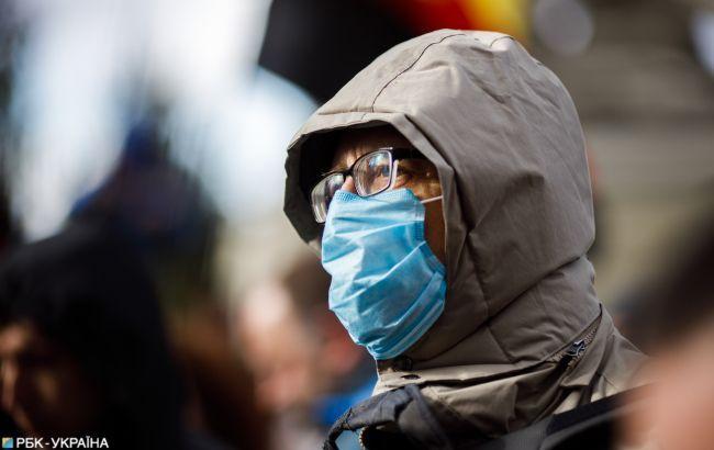 Коронавірус в Україні: за добу зафіксовано 401 новий випадок зараження
