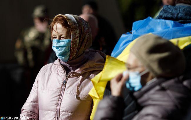 Коронавирус в Украине: количество зафиксированных случаев на 29 марта