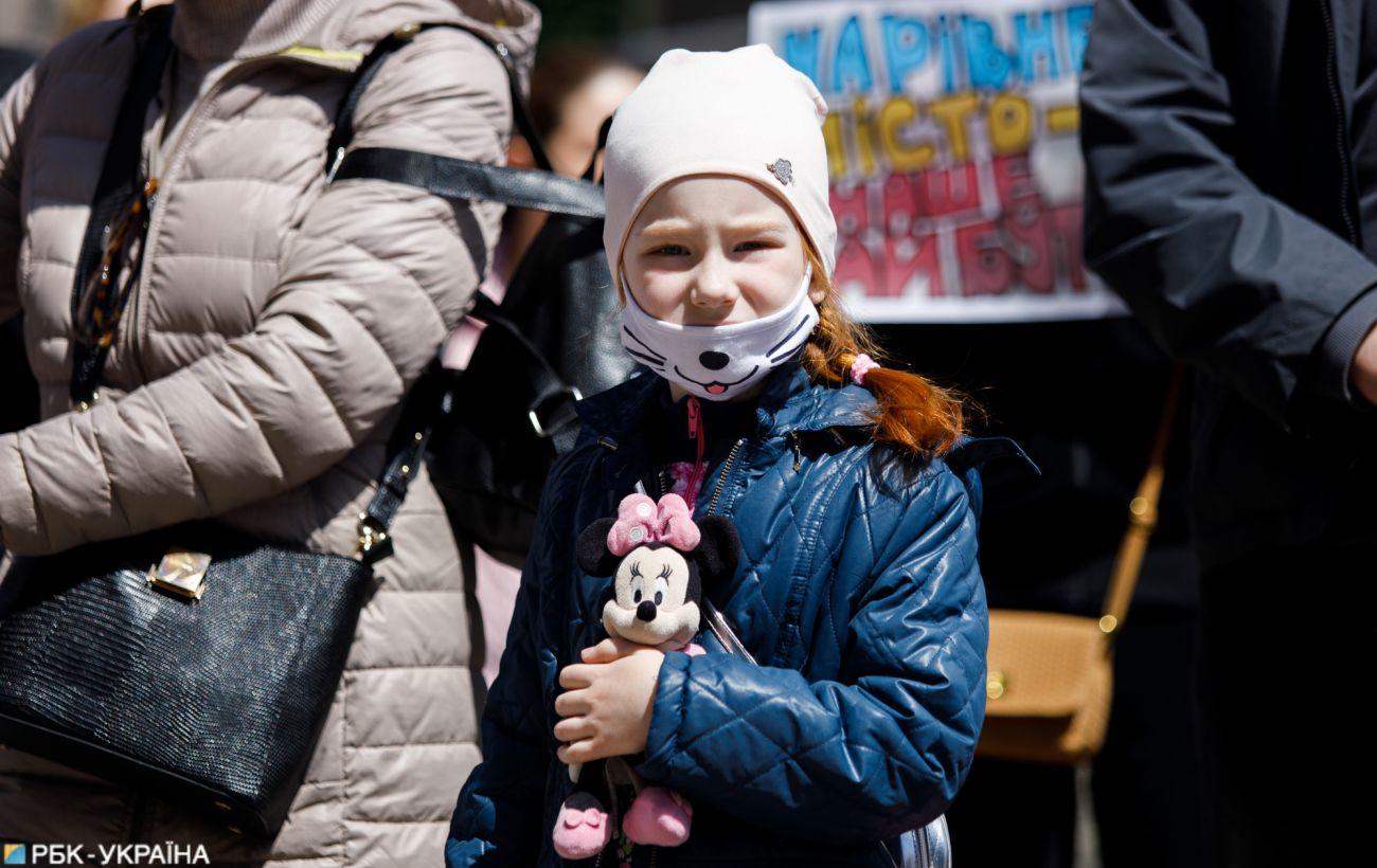 Коронавірус в Україні: у 4 областях виявили нові спалахи захворювання
