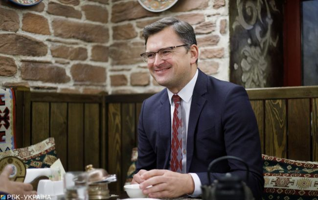 Кулеба анонсував оновлення торгової частини Угоди про асоціацію України з ЄС