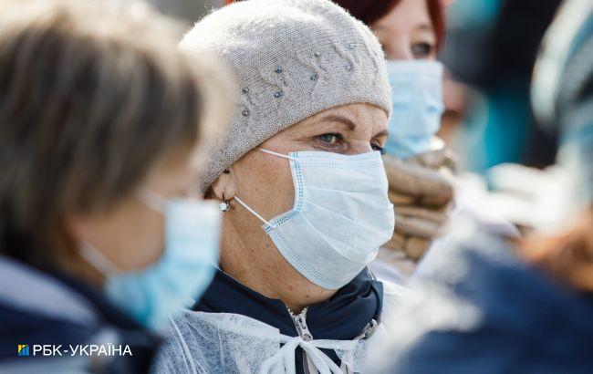 В Украине второй день подряд более двух тысяч новых COVID-случаев