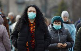 В Україні 11 680 нових COVID-випадків і більше 14 тисяч одужань