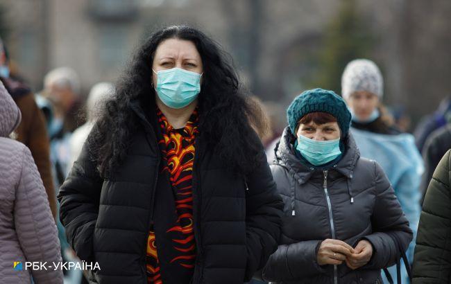 В Украине 9590 новых случаев коронавируса