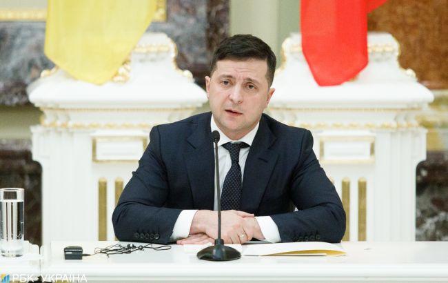 Зеленський змінив голів районних адміністрацій Києва