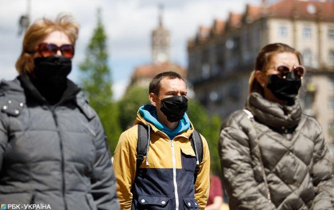 В Украине зафиксировано более 1,2 тысячи случаев повторного заражения коронавирусом