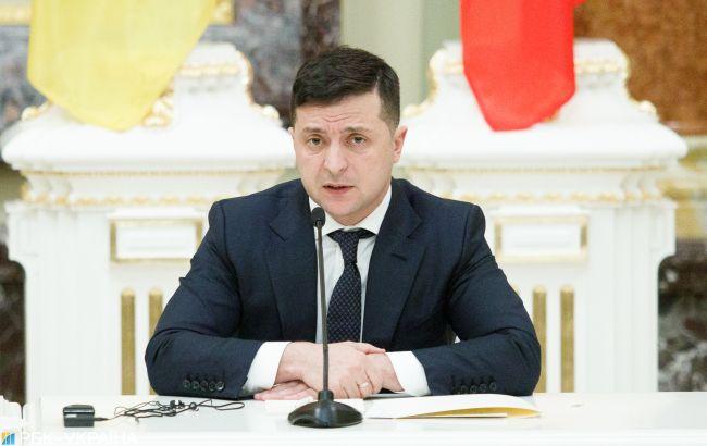 Зеленский отреагировал на скандал с братом Ермака