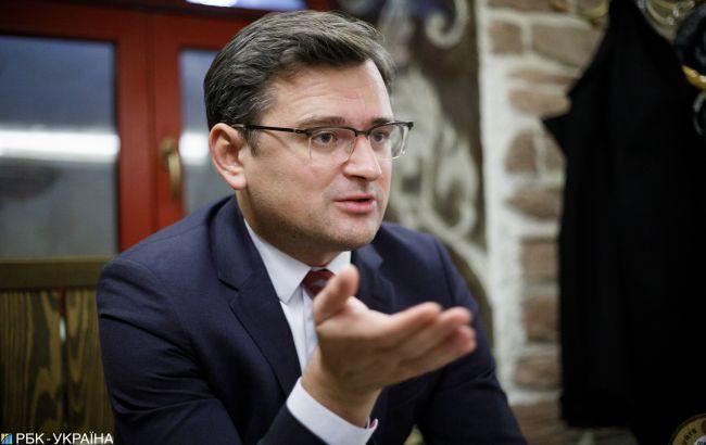 Віце-прем'єр Дмитро Кулеба: Ми у НАТО вступимо раніше, ніж в ЄС