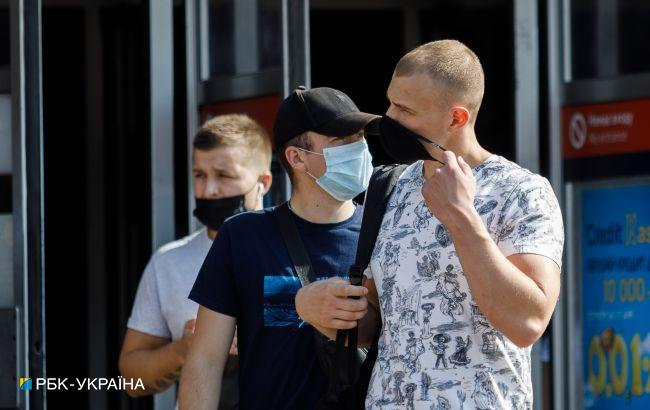 В Украине 9832 новых случая коронавируса