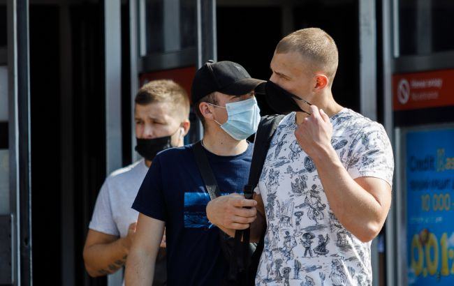 """Тернопіль виключили з """"червоної зони"""", Суми внесли"""
