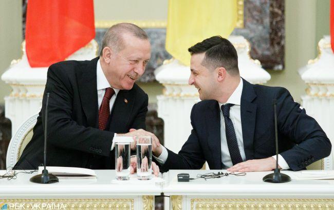 Зеленський провів телефонну розмову з Ердоганом: про що говорили