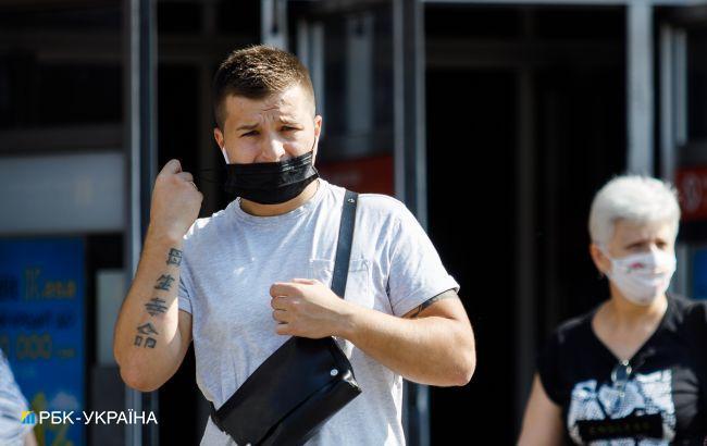 В Украине впервые с июня обнаружили более 1,7 тысяч COVID-случаев за сутки