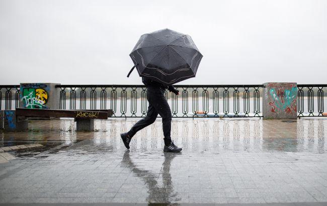 Мокрий сніг та штормовий вітер: прогноз погоди до 16 жовтня