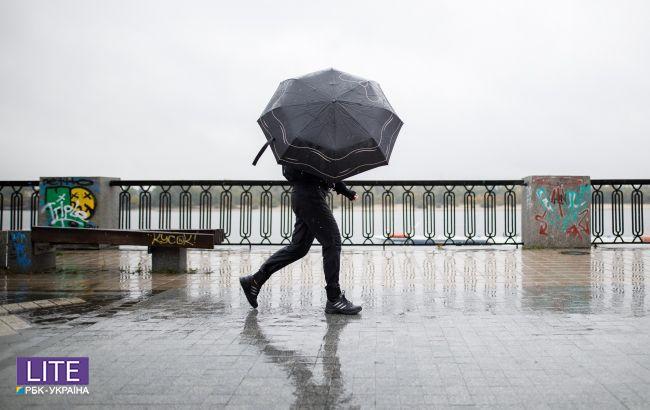 Діставайте парасольки: синоптики розповіли, де пройдуть дощі